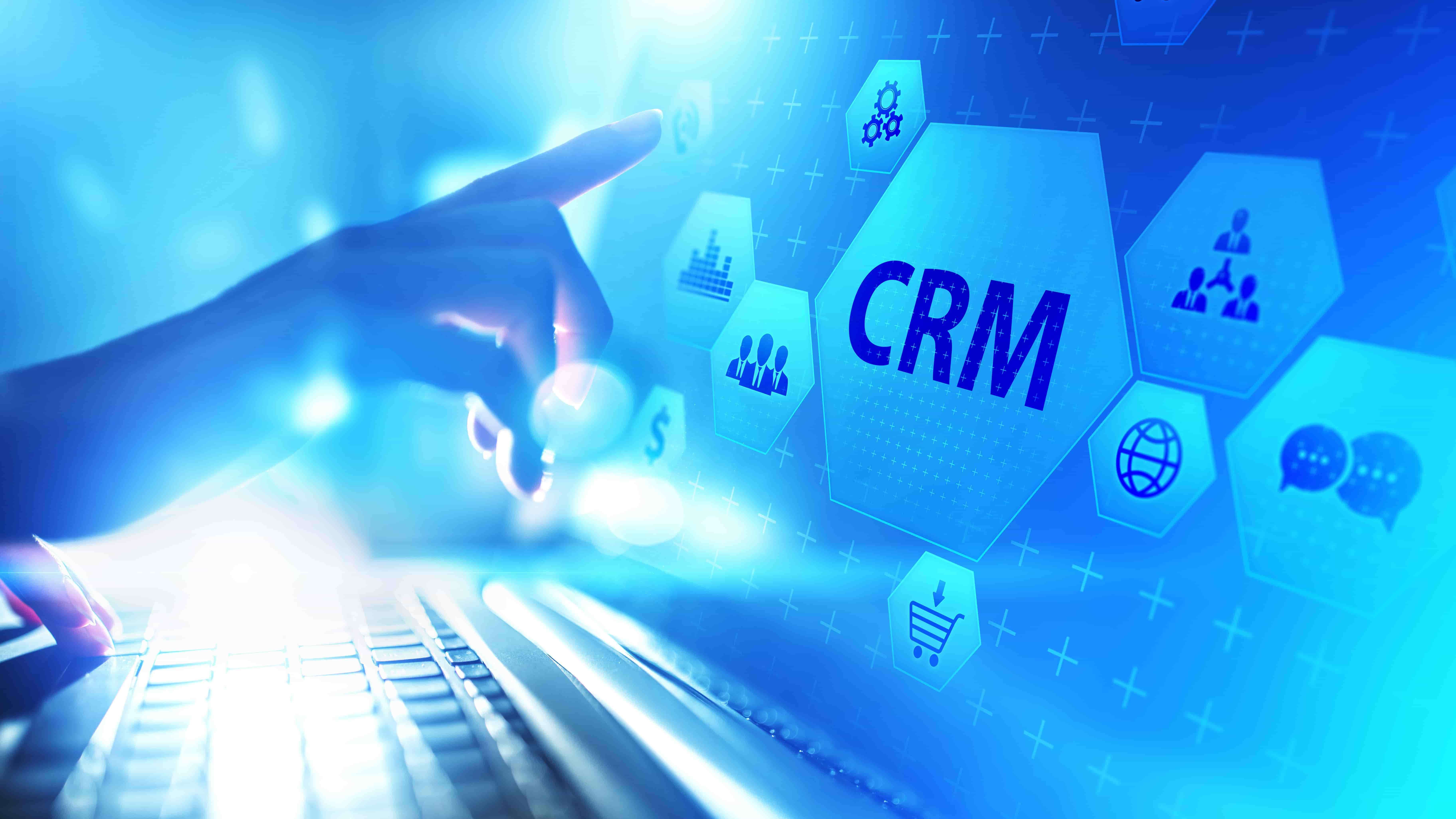 Custom CRM software development San Diego