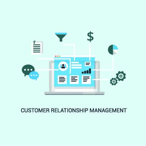 Custom CRM software development Des Moines