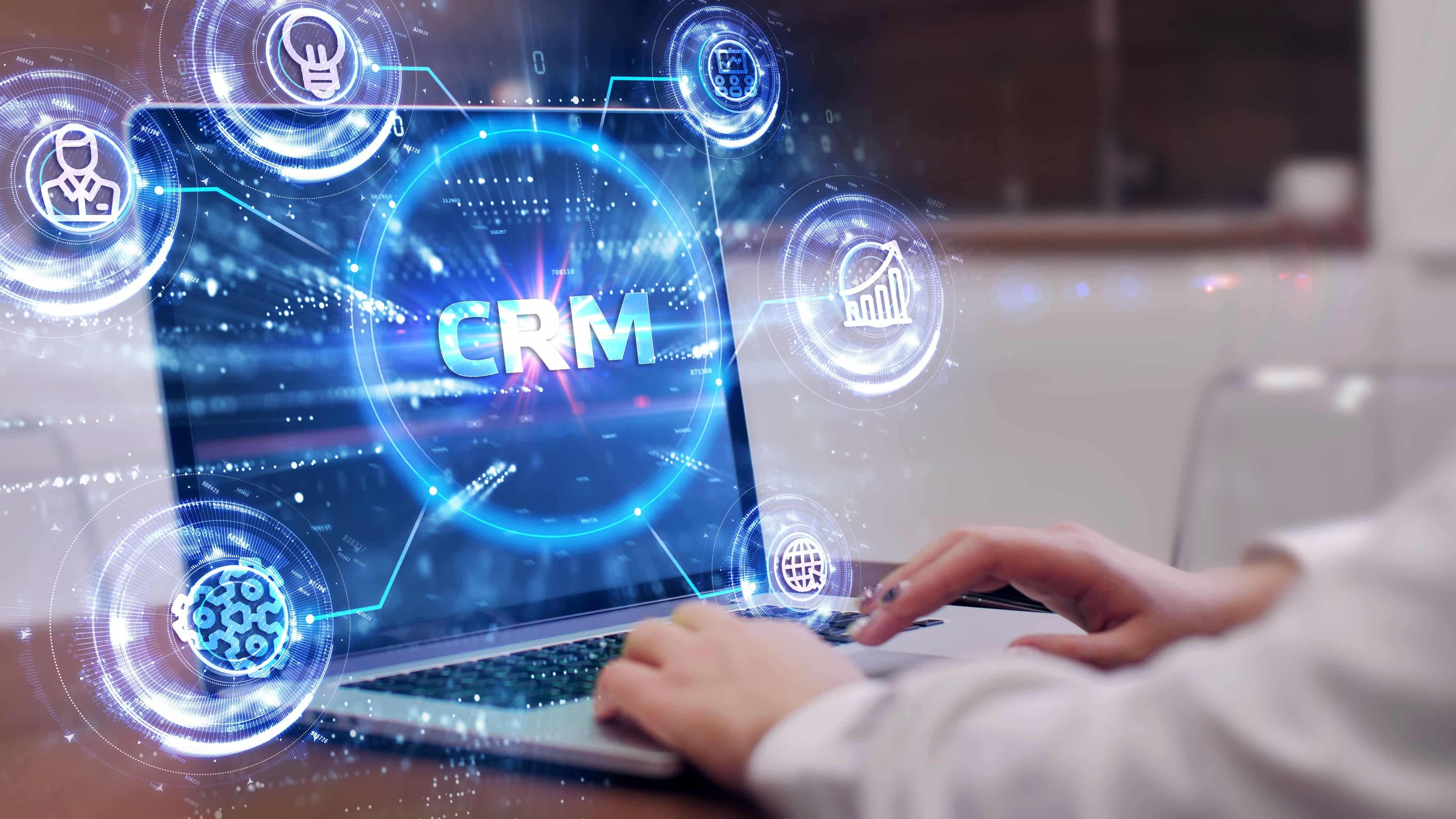 CRM application development Arlington