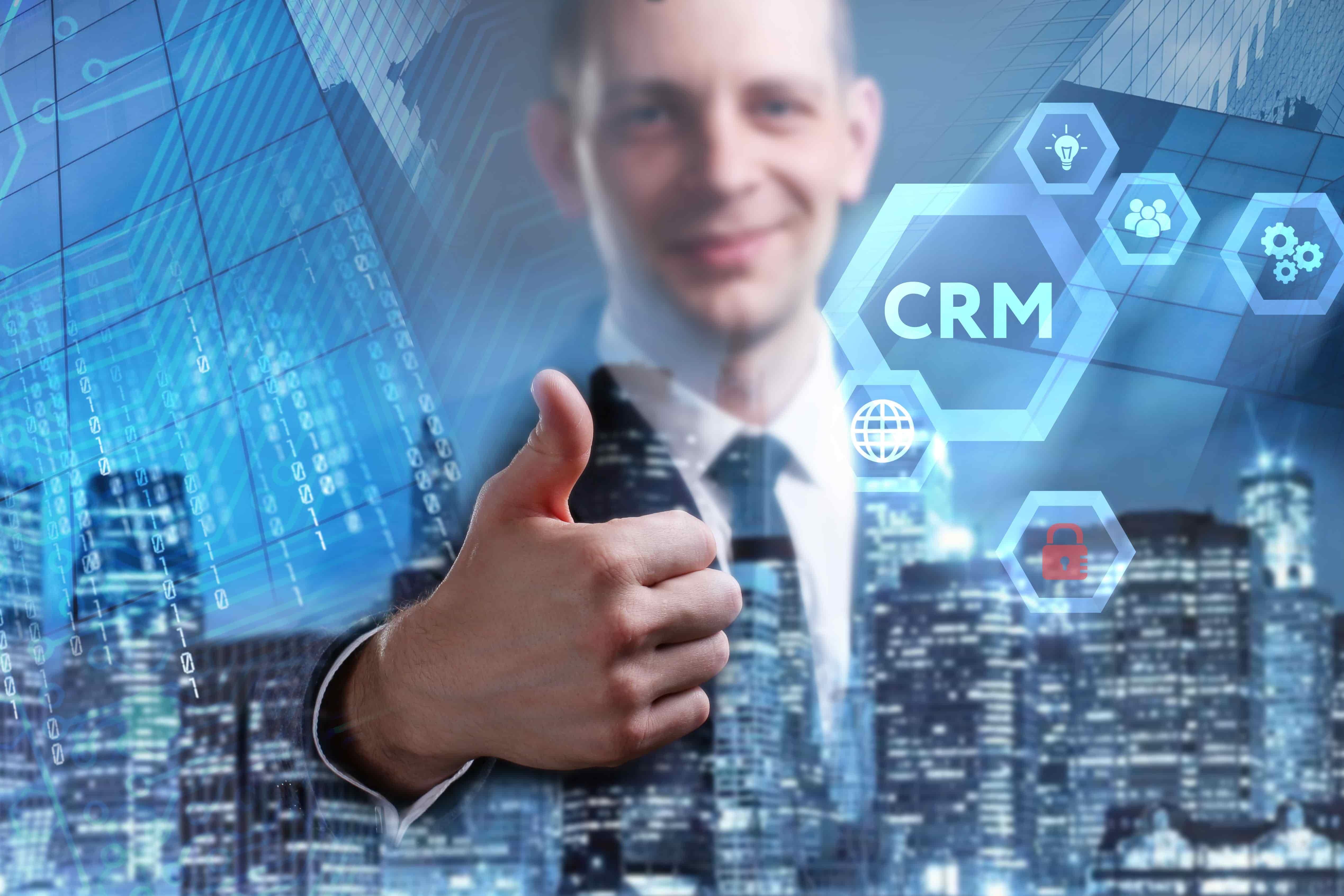 CRM application development Fontana